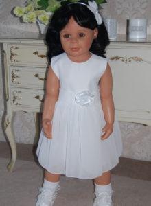 Sukieneczka szyfonowa-Sara